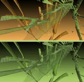Image: 'Snapshots of Wheat Plants' by Eleanor Gates-Stuart (Data by Helen Daily & Jianming Guo)