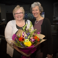 StellrScope Artist, Eleanor Gates-Stuart and Dr Joanne Daly, CSIRO