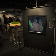 3D Hologram at StellrScope