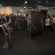 Opening Night of the StellScope Exhibition at Questacon