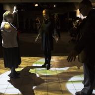 'Spotlight on Wheat' Interactive Installation