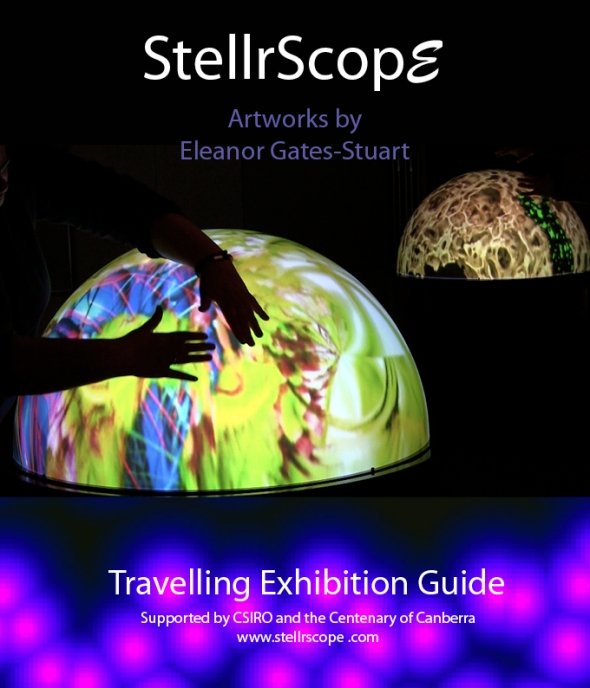 StellrScope Exhibition Guide - Information for touring the work.