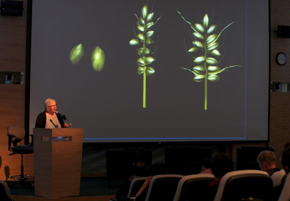 Eleanor Gates-Stuart - Keynote Address: the Wonder of Fantasy